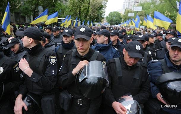 В Україні 9 Травня затримані майже 50 осіб - Ківа