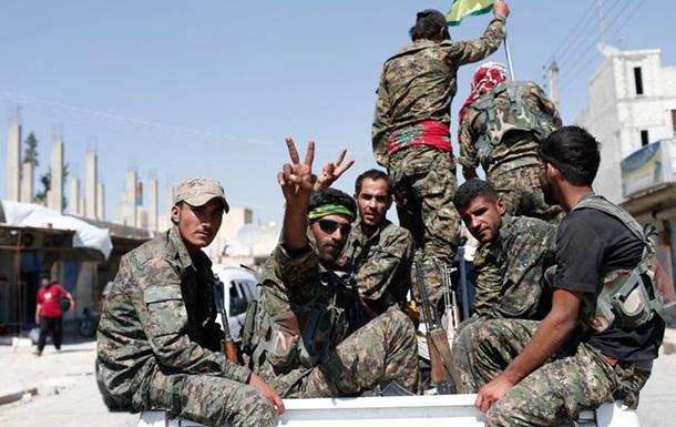 США одобрили передачу оружия сирийским курдам
