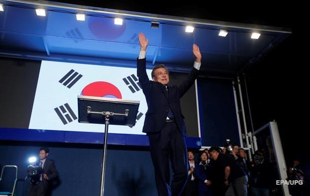 Мун Чжэ Ин стал новым президентом Южной Кореи