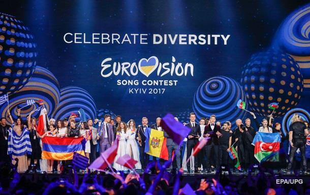Євробачення. 18 днів роботи сайту склали 100 тисяч