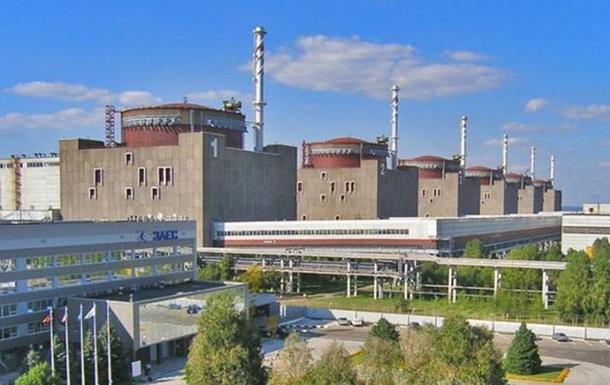 На Запорізькій АЕС відключили енергоблок