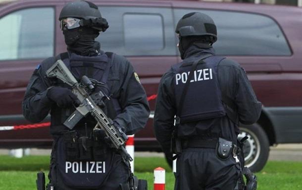 У Німеччині проводять спецоперацію, затримано трьох ісламістів