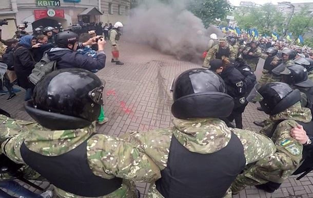 МВС: На акціях 8-9 травня затримані 89 осіб