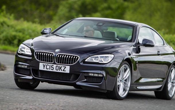 BMW припинила випускати BMW 6-Series Coupe