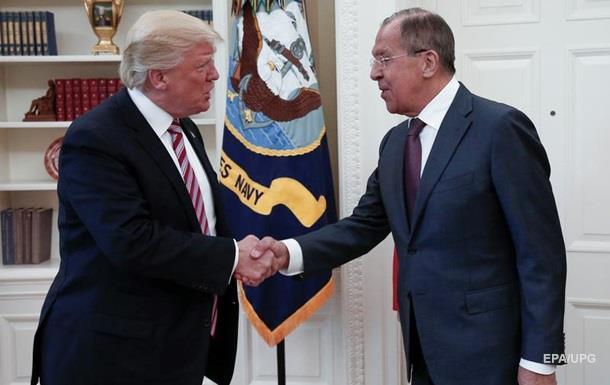 Трамп - Лаврову: Росія відповідальна за Мінськ-2