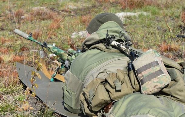 Сутки в АТО: Количество обстрелов снизилось вдвое