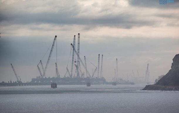 Керченський міст загрожує екологічною катастрофою – Київ