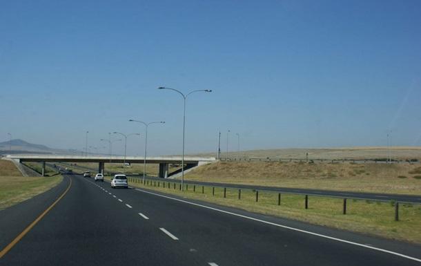 В Крыму начали строить трассу под Керченский мост