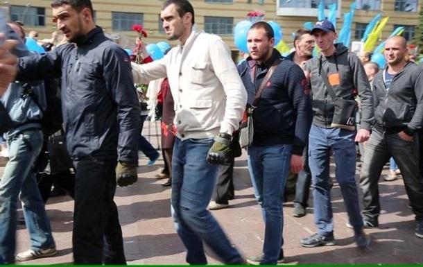 МВС: Тітушкам у Дніпрі платили по 600 гривень