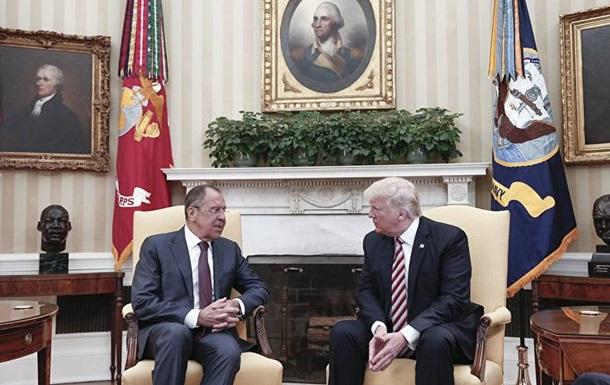 Кого обидел Лавров в США. Скандал с фото у Трампа
