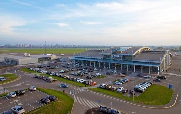Аэропорт Киев временно закроют на следующей неделе