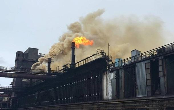 Взрывы на заводах Донбасса приведут к экокатастрофе