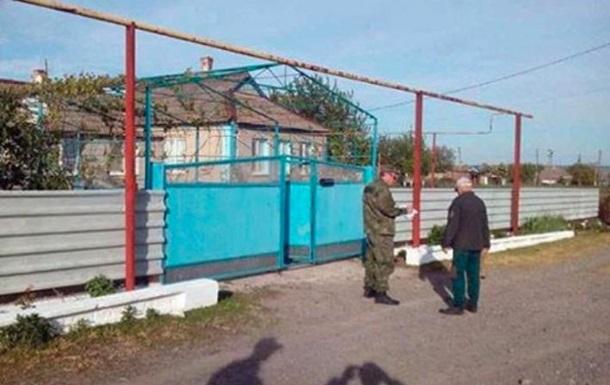 На Донеччині обстрілом поранило мирну жительку