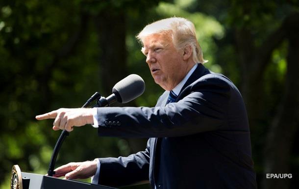 Трамп: Американські ЗМІ не приділили належної уваги візиту Клімкіна