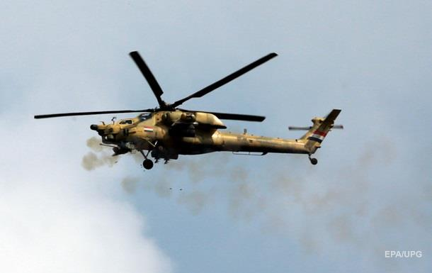 В Іраку бойовики ІДІЛ збили вертоліт