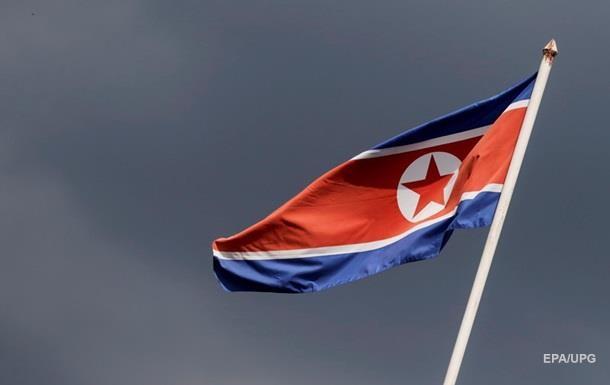 ЗМІ: КНДР запустила невпізнаний реактивний снаряд