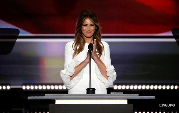 СМИ: В Боснии хотят поставить памятник Меланье Трамп