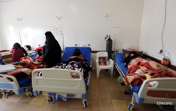 У столиці Ємену ввели режим НС через холеру
