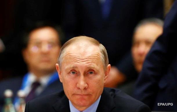 Путін: Київ не здатний проводити Євробачення