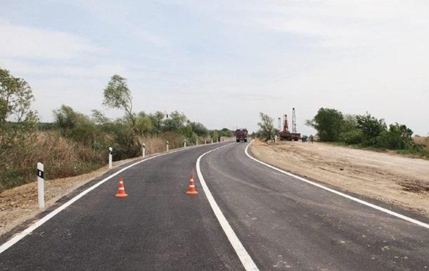 На Одещині збудували дорогу через Молдову