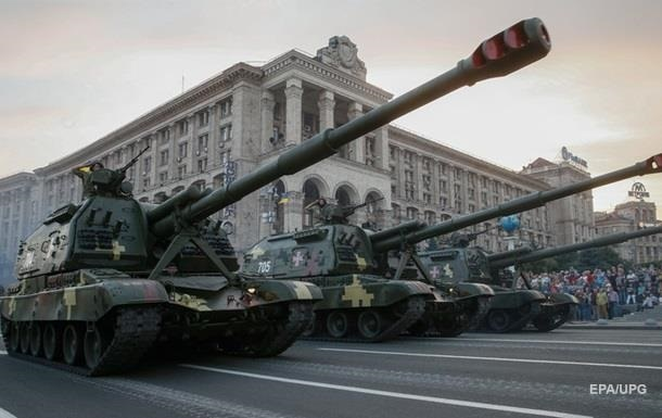 У Києві на День незалежності пройде парад