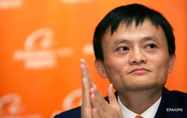 Forbes: Засновник Alibaba став найбагатшим китайцем
