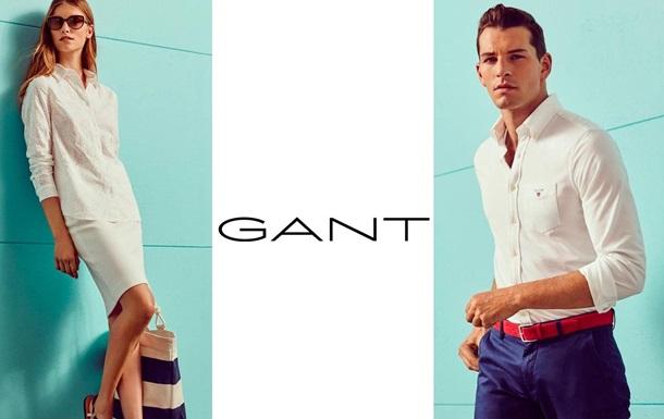 Новая коллекция Gant: движение в модном направлении