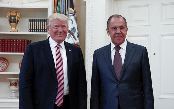 Мрія шпигуна. Які таємниці США Трамп видав Кремлю