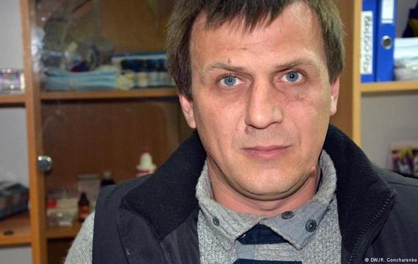 В Одессе лидер местного Автомайдана избил чиновника