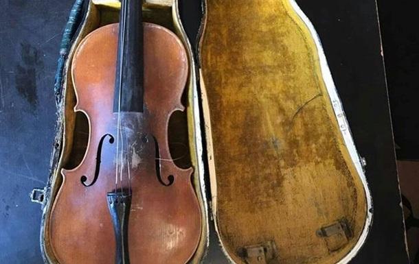 Украинец пытался вывезти в Донецк скрипку Страдивари