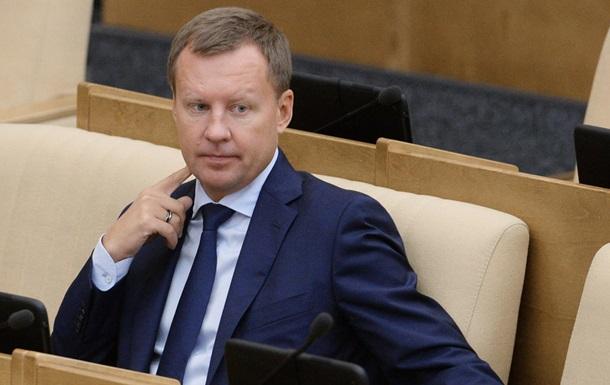 В Росії у Вороненкова знайшли фіктивний диплом