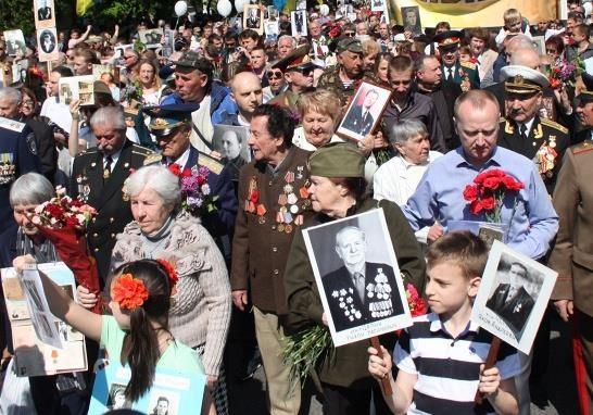 Николай Азаров: Нападки на участников «Бессмертного полка» – это надругательство