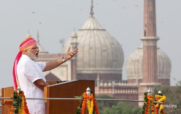 Індія збудує десять ядерних реакторів