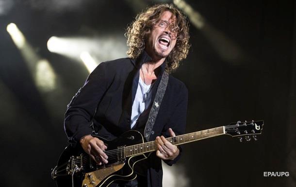 Умер лидер группы Soundgarden Крис Корнелл