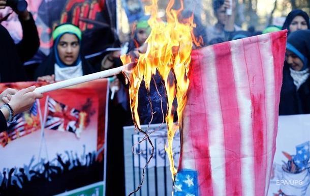 Іран ввів нові санкції стосовно США