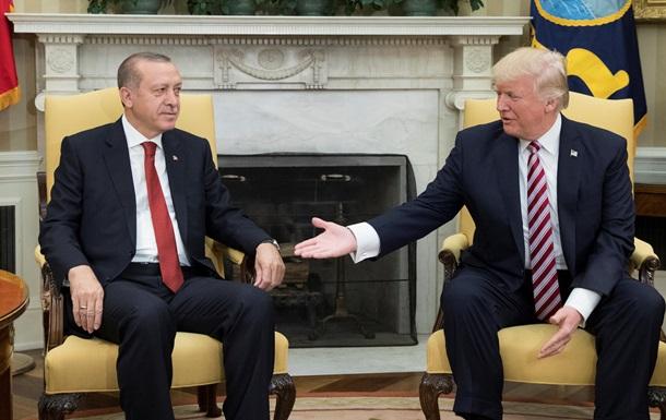 Туреччина не допомагатиме США в боях за Ракку