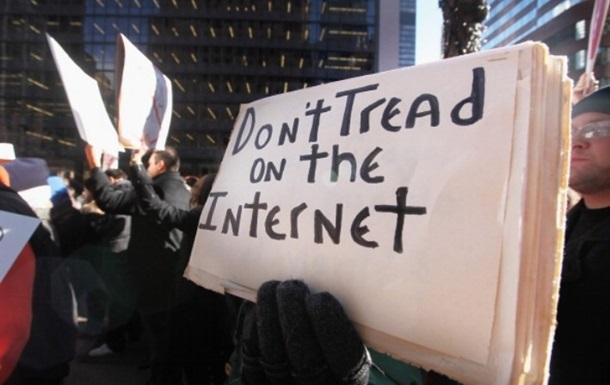 Інтернет Асоціація про блокування сайтів: Цензура