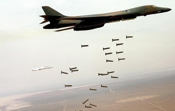 Коаліція США завдала удару по військах Асада
