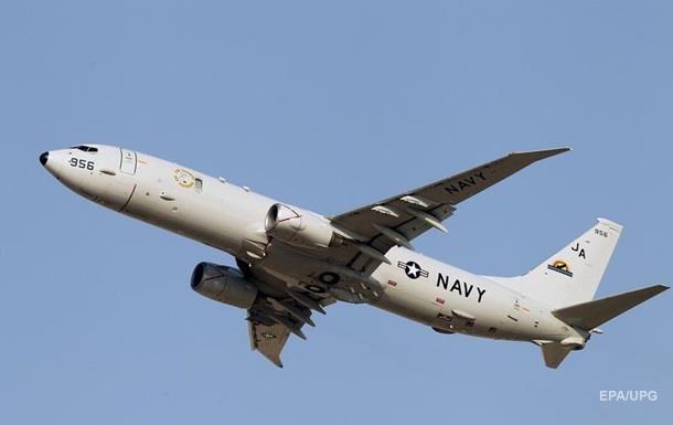Літак США провів другу розвідку біля російської бази в Сирії