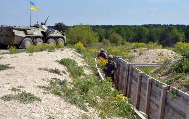 Доба в АТО: поранені троє українських бійців