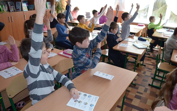 У Маріуполі всі школи переведуть на українську мову