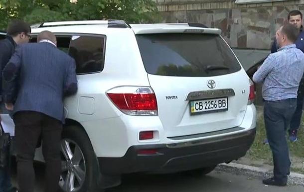 У Києві затримали правоохоронця через хабар