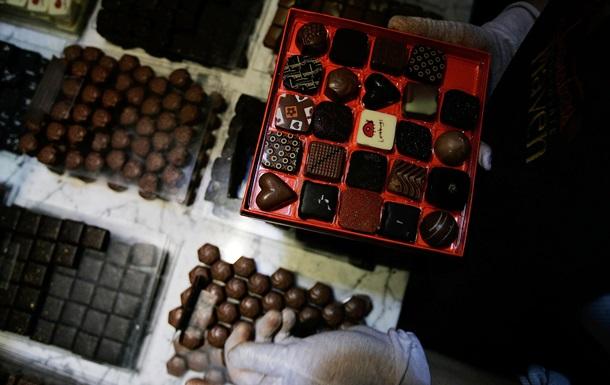 Україна введе мита на шоколад з Росії - ЗМІ
