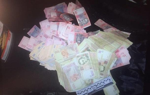 У Київській області викрали 1,5 млн гривень з банкомату