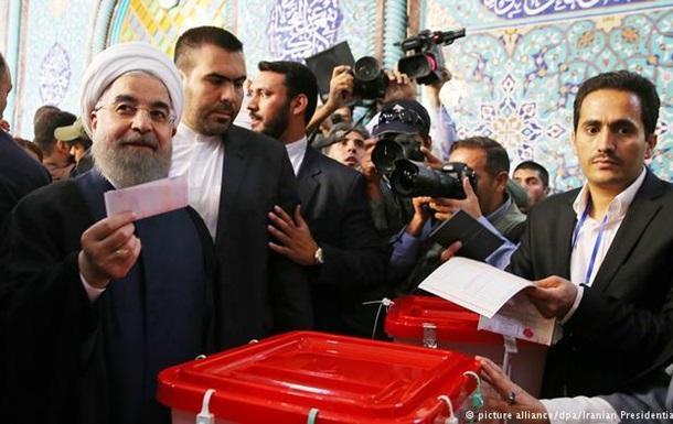 Роухані перемагає на виборах президента Ірану