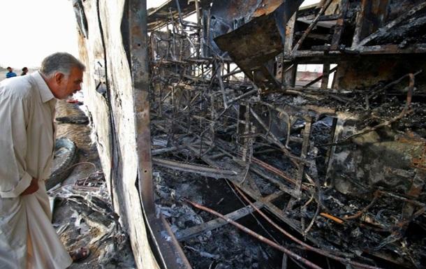 Вибухи в Іраку: кількість жертв зросла до 35