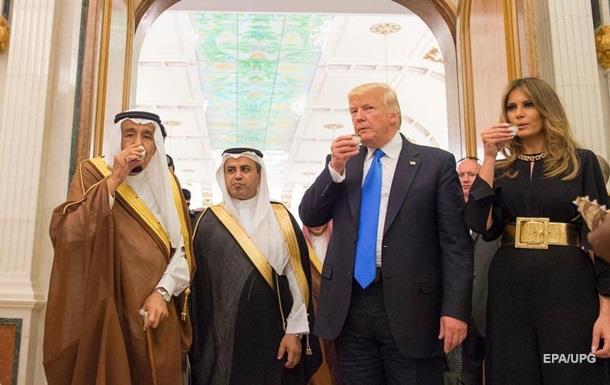 Трамп уклав із саудитам угоду щодо зброї