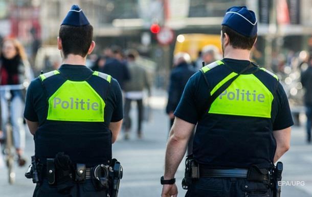 У Бельгії скандал через поліцейського з хрестом тамплієрів на бронежилеті