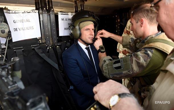 62% французів задоволені Макроном на посаді президента