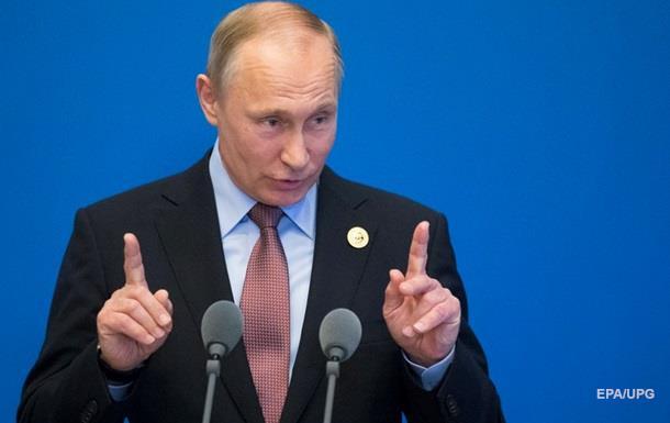 Путін несподівано зібрався в Париж – ЗМІ